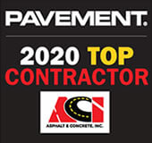 pavement 2020 top contractor